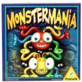 Monstermania színdominó szörnyecskékkel társasjáték - Piatnik