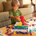 Design and drill - elektromos csavarhúzós kreatív játék Learning Resources LER4112 EI-4112