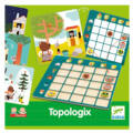 Topologix térbeli, síkbeli tájékozódást fejlesztő játék - Djeco