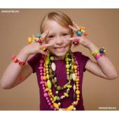 Összepattintós ékszerkészítő játék lányoknak JC70.1254 (JC)