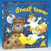Ghost Tower szellemkastély kooperatív társasjáték Piatnik (PI)