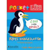 Képes varázslatok foglalkoztató Pocket LÜK füzet + Alaplap LDI903/A (DI)