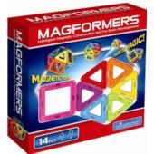Magformers mágneses építőjáték 14 darabos (DM)