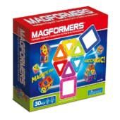Magformers mágneses építőjáték 30 darabos (DM)