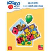 LOGICO Primo feladatlapok - Számlálás és összehasonlítás (3224) 4+ (TF)