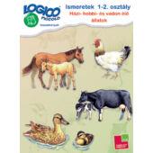 LOGICO Piccolo 3461 - Házi-, hobbi- és vadon élő állatok 1-2. osztály (TF)