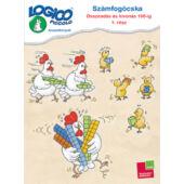 LOGICO Piccolo 3480 - Számfogócska: Összeadás és kivonás 100-ig 1. rész 6+ (TF)