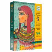 Djeco 8646 - Egyiptomi képkészitő 7-13 éveseknek