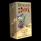 Munchkin Zombik - humoros társasjáték tiniknek, felnőtteknek (GE)