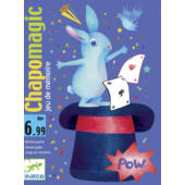 Chapomagic - a figyelem és gyors reflex kártyajátéka DJ5133
