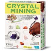 4M Crystal mining Kristálybányászat  82734
