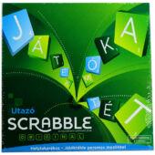 Utazó Scrabble társasjáték - betűjáték