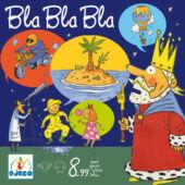Bla Bla Bla társasjáték gyerekeknek - Djeco 8462  (BO)