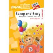 Bonny and Betty angol szókincsfejlesztés 2. osztálytól LÜK LDI315 (DI)
