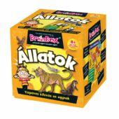 Brainbox állatok - memória és kvíz kérdések játék