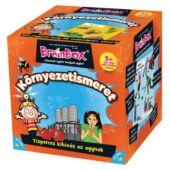 Brainbox Környezetismeret - memória és kvíz kérdések játék (KE)