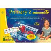 Brainbox (Primary 2) elektronika -  elektromosság tudományos játék alapkészlet 380376