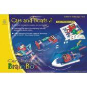 Brainbox építs elektromos autót és hajót (755)