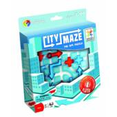 Útvonaltervező (Útra fel!, City Maze) játék Smart Games (GA)