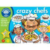 Bolondos szakácsok - Crazy Chefs Orchard főzős társasjáték (KA)