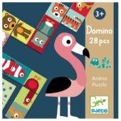 Domino Animo játék - Djeco DJ8165 (476)