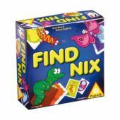 FindNix megfigyelést, koncentrációt fejlesztő társasjáték - Piatnik (PI)