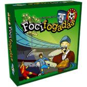 Focifogadás focis társasjáték  (142) (GE)