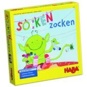 HABA Keresd a párját társasjáték - Socken zocken (HA)
