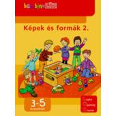 Képek és formák 2. LÜK Bambino füzet LDI-109 (DI)