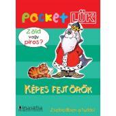Képes fejtörők Pocket LÜK füzet  LDI905 (DI)