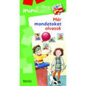 Már mondatokat olvasok Mini LÜK füzet LDI249 - Olvasás gyakorlása, fejlesztése 1. osztályos feladatok (DI)