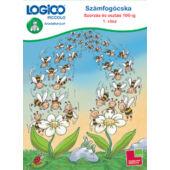 LOGICO Piccolo - Számfogócska: Szorzás és osztás 100-ig feladatlapok 1. rész (3483) 8+
