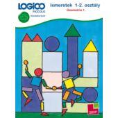 LOGICO Piccolo 3446 - Ismeretek 1-2. osztály: Geometria 1. 6+ (TF)