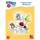 LOGICO Primo feladatlapok - Figyeld meg! Mondd el! (3227) 4+ (TF)