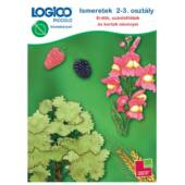 LOGICO Piccolo - Ismeretek 2-3. osztály: Erdők, szántóföldek környezetismeret (3462) 8+
