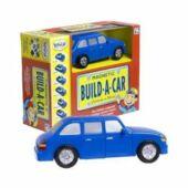 Mágneses autó építő játék - Popular Playthings (345)