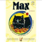 MAX a macska kooperatív társasjáték 4 éveseknek (KO)