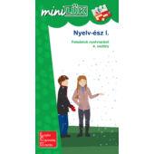 Nyelv-ész I. nyelvtan gyakorló feladatok 4. osztály LÜK LDI241 (DI)