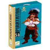 Piratatak Djeco kalózos kártyajáték gyerekeknek - DJ5113 (BO)