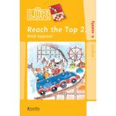 Reach  the top 2 - angol nyelvi lük füzet 24db-os táblához (DI)