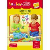 Színvilág Bambino LÜK Bambino füzet ovisoknak LDI-131 (DI)