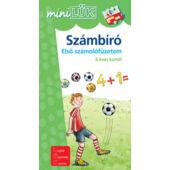 Futball / Számbíró LÜK Mini füzet (153) LDI216 (DI)
