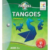 Tangoes utazáshoz mágneses tangram - állatok (GA)
