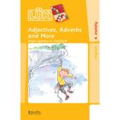 Adjectives, adverbs angol nyelvi gyakorló lük füzet (DI)
