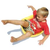Bilibo citromsárga mozgás- és egyensúlyfejlesztő gyerekjáték