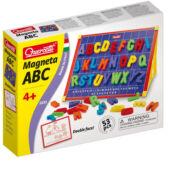 Mágnestábla betűkkel - Quercetti Magneta ABC 5211 (KW)