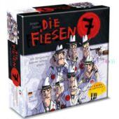 Aljas hetes - Die fiesen 7 kártyajáték