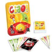 Ciao - Kő-papír-olló kártyajáték - Gigamic (GE)