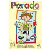Parado - farsangi társasjáték, vidám farsangos játék (SunnyGames) (GE)