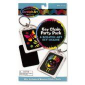 Készíts egyedi ajándék kulcstartót képkarcolós technikával! - Melissa 15921 (ME)